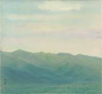 highland by shinkichi (kaii) higashiyama