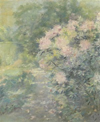 spring bloom by william chadwick
