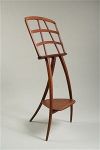 sheet music stand by wharton h. esherick
