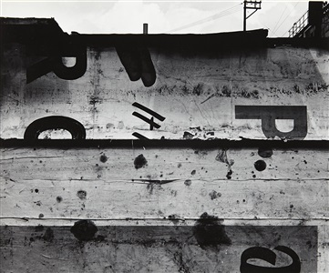 artwork by aaron siskind