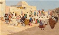la sortie du sultan by felipe barantes abascal