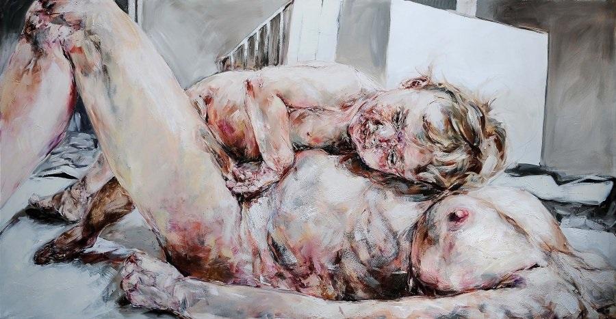 isabelle et simon by philippe pasqua