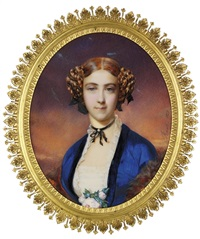 marie von wedel by georg raab