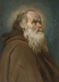 saint anthony abbot by diego rodríguez de silva y velásquez