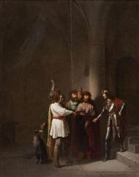scène de l'ancien testament by willem de poorter