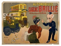automobiles brillié by félix lochard