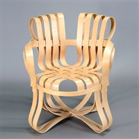 chair by frank gehry