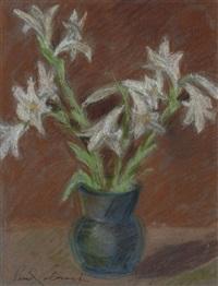 bouquet de lys by paul éluard