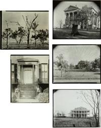 selected images (5 works) by walker evans