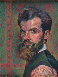 autoportrait by moyse arnaud