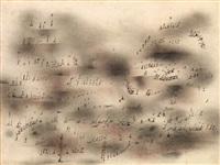 untitled (processional composition) by norman lewis