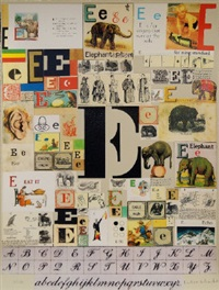 an alphabet (a-z portfolio set w/26 works) by peter blake
