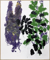 gelb no by georg baselitz