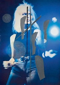 untitled (blondie) by meredyth sparks