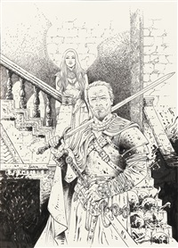 games of thrones by philip xavier