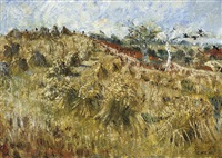 the cornfield by john de burgh perceval