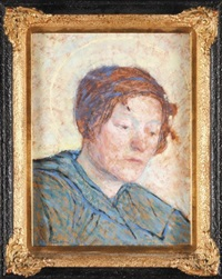 portret heleny białaczewskiej by marcin franciszek samlicki