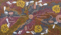untitled by clifford possum tjapaltjarri