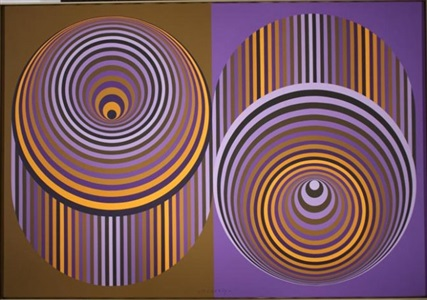 bivonn 2 by victor vasarely