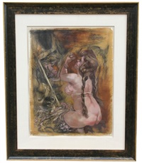 aroused by george grosz