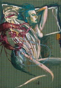 the bullfighter and the jew by david salle