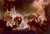 der letzte tag von pompeji by karl pavlovich bryullov