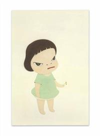 the little ambassador by yoshitomo nara