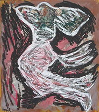 the fall by karel appel