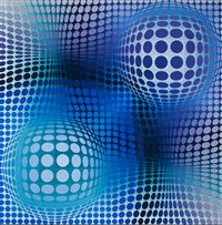 feny by victor vasarely