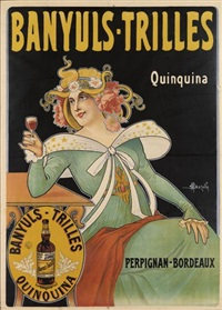 banyuls - trilles/quinquina by marcellin auzolle