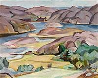 bohusländskt landskap by birger simonsson