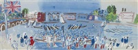 henley by raoul dufy