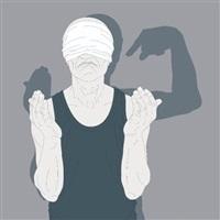 gölgenin utanci iv (mea culpa) (shadow's shame iv (mea culpa)) by ali cabbar