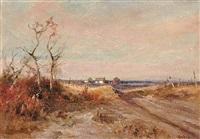 the fawn trail by augustus fredrick kenderdine