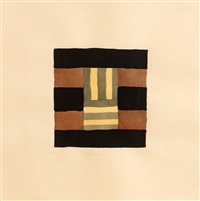 yellow light (1992) by sean scully