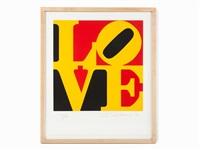german love by robert indiana
