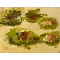 studio di mucche by beppe ciardi