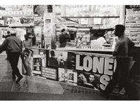 times square, n.y.c by robert frank