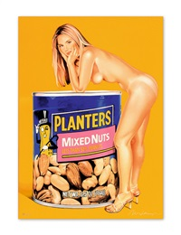 mixed nuts by mel ramos