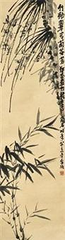 兰竹 by xiao longshi