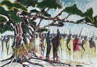 warriors by kunle adeyemi