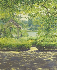 at duck cove by guy rose