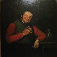 de wijnproever by adrien ferdinand de braekeleer
