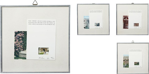 composer series (4 works) by richard hamilton