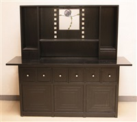 sideboard ds5 nr. 168 by charles rennie mackintosh