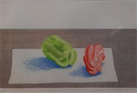 peppers by david hockney