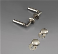 door handles by walter gropius