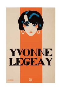 yvonne legeay by paul abraham