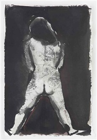 untitled by marlene dumas