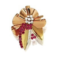 clip-brooch by bailey, banks and biddle